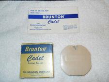 3 Brunton Style Compass W Box Navigational Instrument Br4840 Ebay