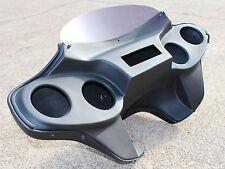 Suzuki C50 Batwing Fairing for Boulevard Motorcycle 4X5 Speakers