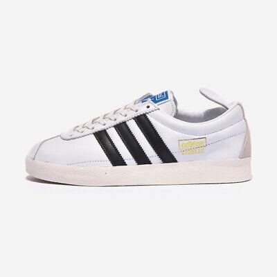 Adidas Gazelle Vintage - White Black / FU9659 / Mens Shoes Sneakers | eBay