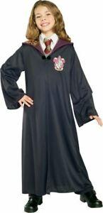 Harry-Potter-Gryffindor-Robe-Girls-Boys-Book-Week-Fancy-Dress-Costume-New-Kids