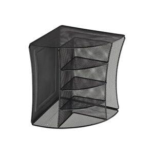 Staples-Black-Wire-Mesh-Corner-Organizer-828568