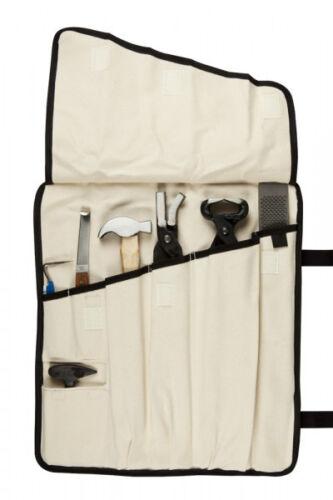 7 pièces Hufbeschlag-Set Outils dans un sac relaxante 005102 nouveau