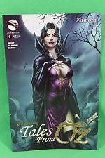 Grimm Fairy Tales From Oz #6 Zamora Cover C Comic Zenescope VF