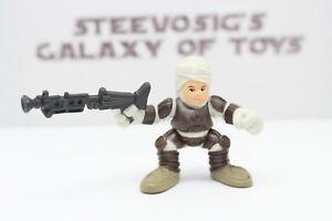 STAR WARS Galactic Heroes Bounty Hunter Bossk Clone Wars