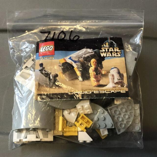 LEGO Bulk Star Wars Minifig C3PO C-3PO C3P0 Droid 4475 7106 9490 10236 Clone War