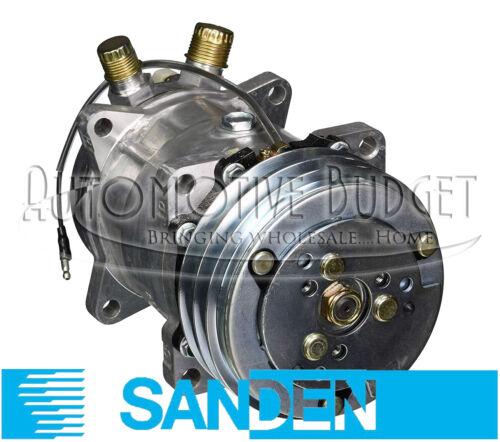 A//C Compressor w//Clutch for AG CHEM Case//IH Macdon Mack Steiger /& Versatile
