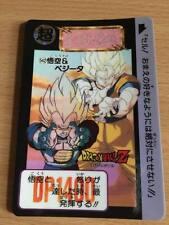Carte Dragon Ball Z DBZ Carddass Hondan Part 13 #542 (1) Rare 1992 MADE IN JAPAN