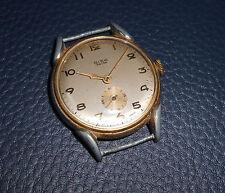 Alte Herren ⌚ GISA Handaufzug 34mm Vintage Watch Art Deco for repair Swiss Made