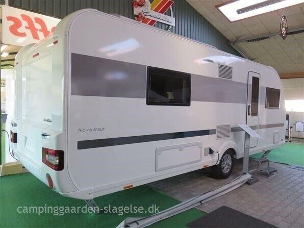 Adria Alpina 613 UT, 2021, kg egenvægt 1675