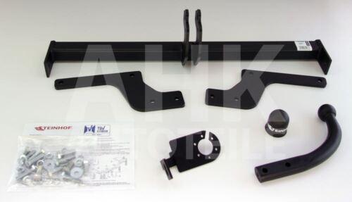 AHK Kpl. Für Dacia Duster 2WD//4WD 13-17 Anhängerkupplung starr+ES 13p spez