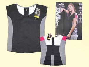 Maglia-da-Donna-Maglietta-Sport-Benessere-Sportiva-TGLS-L-Active-Touch-Nuovo