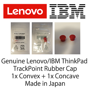 Lenovo-IBM-ThinkPad-Trackpoint-Pointing-Stick-Cap-Convex-Dome-Soft-Concave-Rim