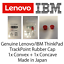 Lenovo-IBM-ThinkPad-Trackpoint-Pointing-Stick-Cap-Convex-Dome-Soft-Concave-Rim thumbnail 1