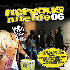 Audio CD Nervous Nitelife 06 - Nervous Nitelife 06 - Free Shipping