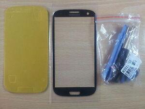 Kit-reparation-complet-Verre-de-Ecran-BLEU-pour-Samsung-Galaxy-S3-I9300