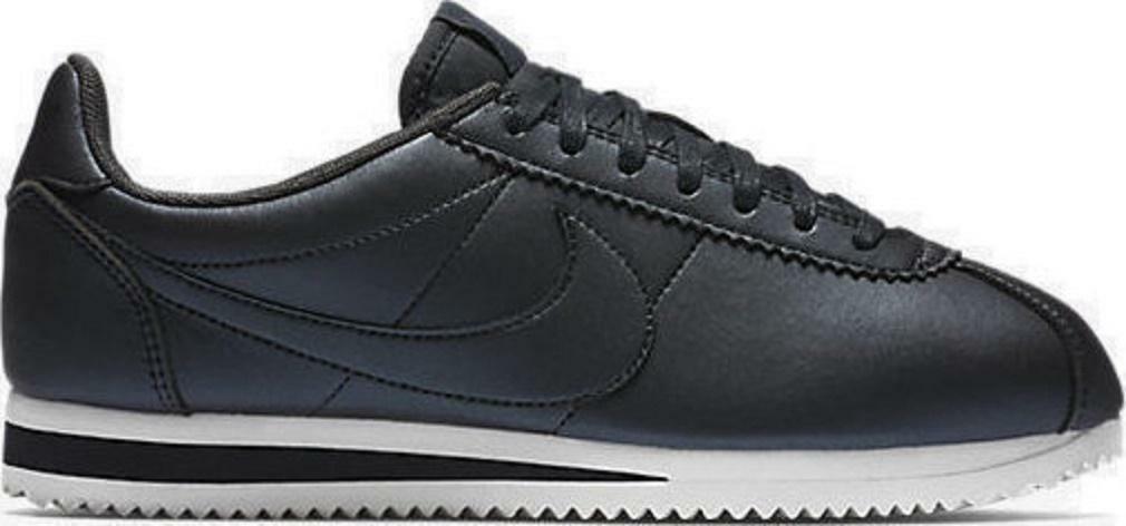 Damen Nike Klassisch Cortez Leder Turnschuhe 807471 004
