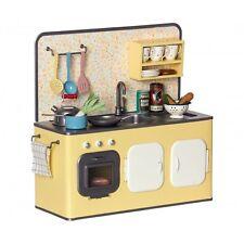 Maileg Toy Retro Metal Kitchen with Utensils NEW!