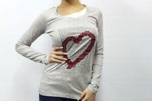 44 Aa Sweater Mis Moschino Donna W4g2602m3007 Футболка Maglia 12 Grigio RaOPqw0n1