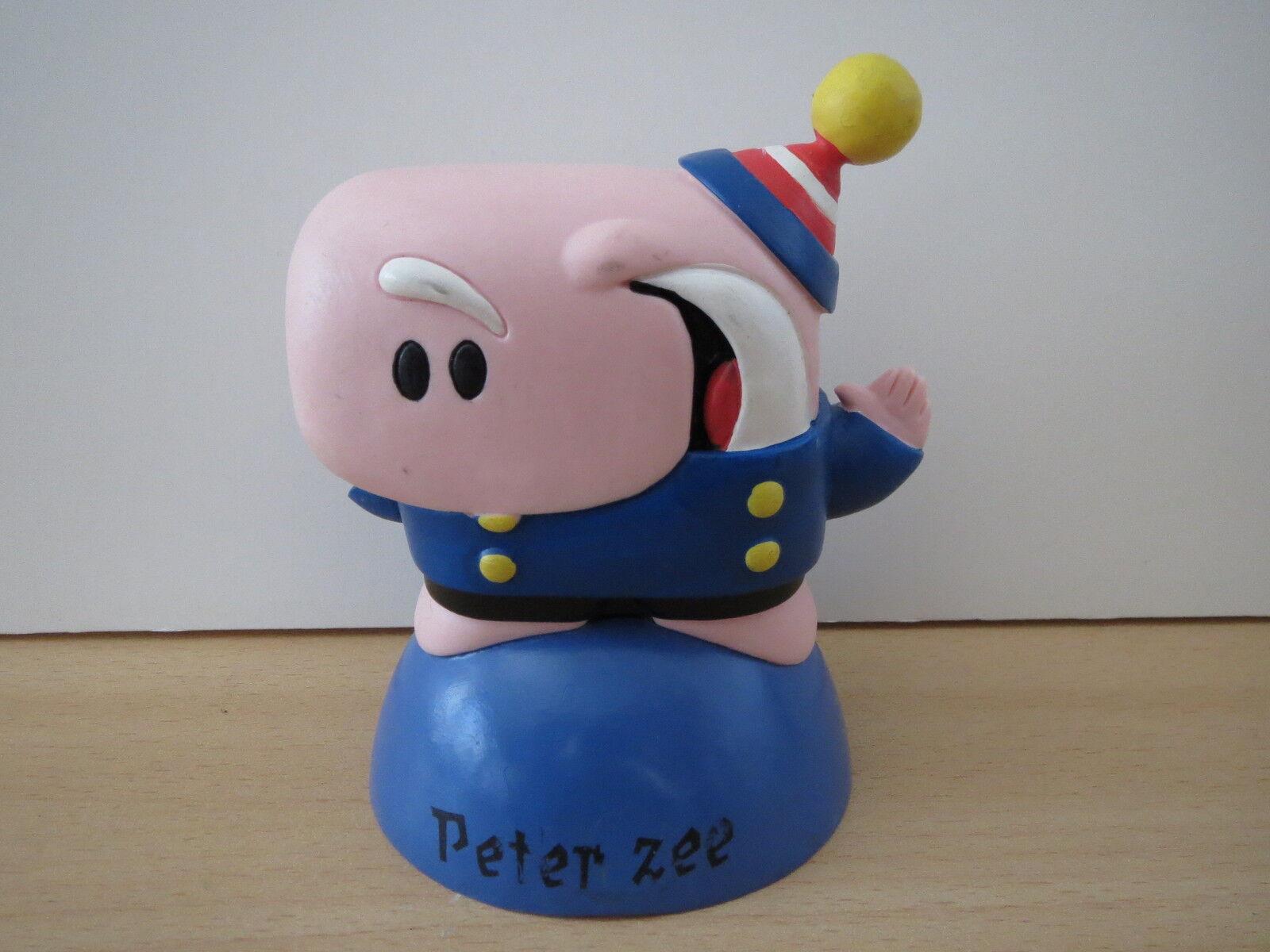PVC Figure PETER ZEE - Maia Borges - Mascot Peter Café Sport - Açores   Portugal