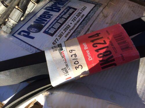 Motorcraft Ford JK81214 Belt 1C2Z8620JA JK8-1214 1C2Z-8620-JA 01 econoline 7.3 L