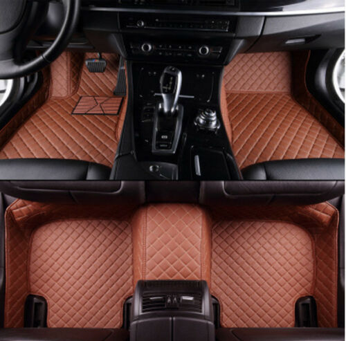 For Jeep Grand Cherokee 2011-2018 Car Floor Mats Front Rear Liner Waterproof Mat