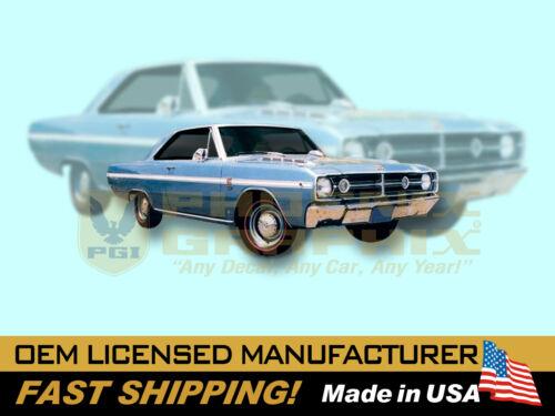 1968 Dodge Dart Decals /& Stripes Kit