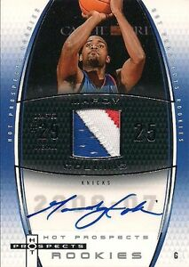 06-07-FLEER-HOT-PROSPECTS-MARDY-COLLINS-ROOKIE-PATCH-AUTO-080-250