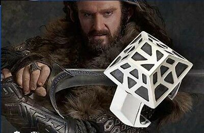 Sz8/9/10/11 Lord of the Rings Thorin Oakenshield Ring Dwarf King Band Men's Ring