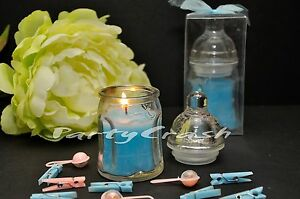 12-PCS-Baby-Shower-Favor-Baby-Bottle-Candle-Gift-Party-Decoration-Blue-Boy