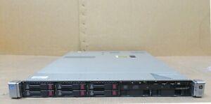 HP Proliant DL360p G8 Six-Core E5-2640 2.5GHz 64GB Ram 6x 300GB HDD 1U Server