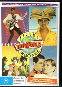AROUND-THE-WORLD-IN-80-WAYS-DVD-R4-Philip-Quast-Allan-Penney-OOP-LIKE-NEW