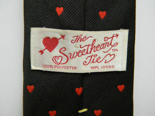 Vtg Jack Steinberg and Sons Inc.The Sweetheart Tie
