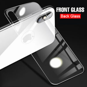 Back-Rear-Tempered-Glass-Screen-Protector-Film-Cover-for-Apple-iPhone-XS-MAS