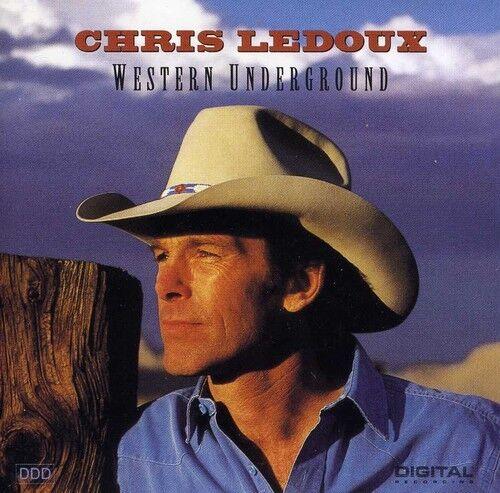 Chris LeDoux - Western Underground [New CD] Manufactured On Demand