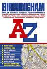 Birmingham Street Atlas by Geographers' A-Z Map Company (Paperback, 2008)