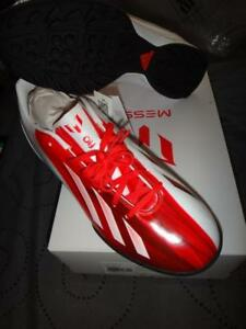 detailed pictures 44b79 8b6e2 Image is loading ADIDAS-MESSI-F10-TRX-TF-TRACTION-TURF-SOCCER-