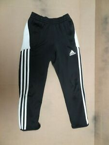 ADIDAS CLIMACOOL BOYS YOUTH X-SMALL ATHLETIC SOCCER SWEAT PANTS ...