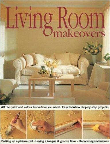 Living Room Makeovers by Salli Brand