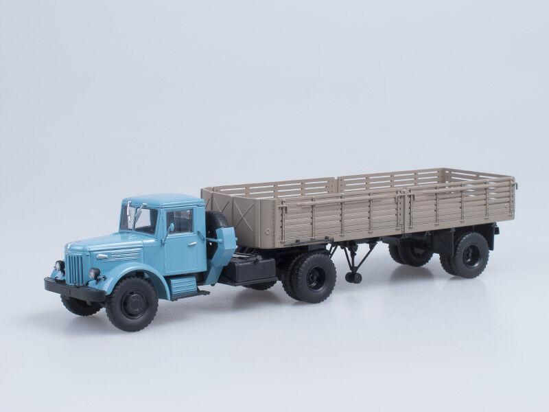 MAZ 200V + semitrailer MAZ 5215  AIST 1 43