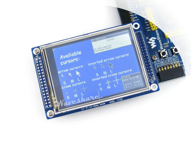 3.2inch 320x240 Touch LCD Screen XPT2046 LCM Graphic TFT LCD Display Module SPI