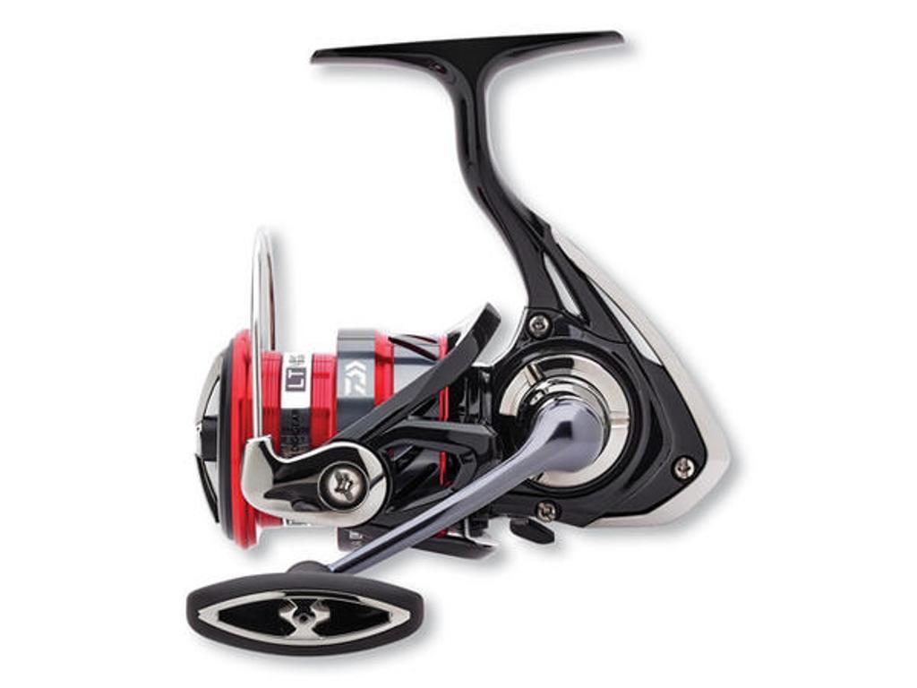 Daiwa ninja lt 2000 spool thread fishing rod front  brake  unique shape