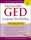 McGraw-Hill's GED Language Arts, Reading by John Reier (2002, Paperback, Workbook)
