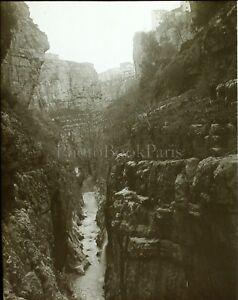 ALGERIE-Constantine-Rhumel-Rhummel-c1900-Photo-Stereo-Plaque-Verre-VR8L1n