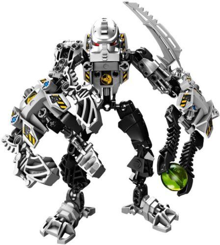 Lego 7157 Hero Factory Villians Thunder complet de 2010 C316