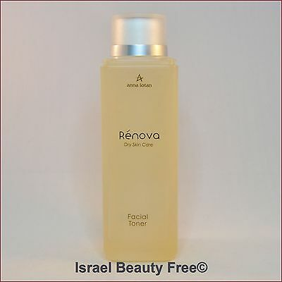 Anna Lotan Renova Alcohol Free Facial Toner 200 ml