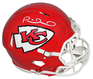 PATRICK-MAHOMES-SIGNED-KANSAS-CITY-CHIEFS-FULL-SIZE-AUTHENTIC-SPEED-HELMET-JSA