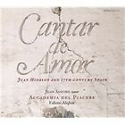 Cantar de Amor: Juan Hidalgo and 17th-century Spain (2015)