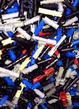 LEGO //100X Connectors / Friction / Technic / Pins / Peg / Random Mix Of Parts