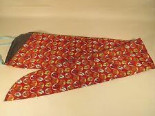 Long Gun Rifle Sleeve Sock Durable Lightweight Case Cover Red Flip Flop