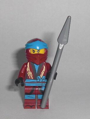 Lego Nya Legacy Ninjago Minifigura Legofigur Figura njo491 Nuevo